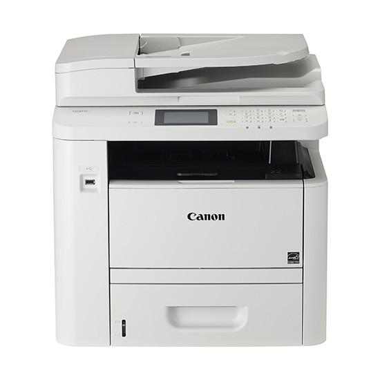 Canon I-Sensys MF419X, Schwarzweiss Laser Drucker, A4, 33 Seiten pro Minute, Drucken, Scannen, Kopieren, Fax, Duplex