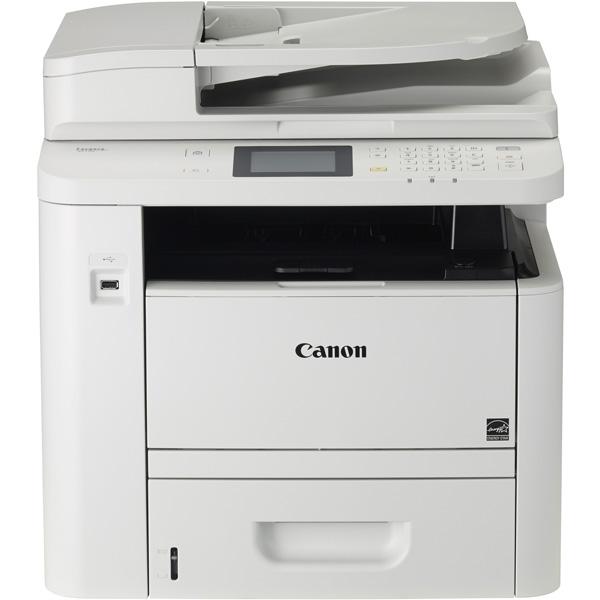 Canon i-Sensys MF416dw, Schwarzweiss Laser Drucker, A4, 33 Seiten pro Minute, Drucken, Scannen, Kopieren, Fax, Duplex und WLAN