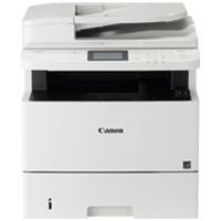 Canon I-Sensys MF515X, Schwarzweiss Laser Drucker, A4, 40 Seiten pro Minute, Drucken, Scannen, Kopieren, Fax, Duplex und WLAN