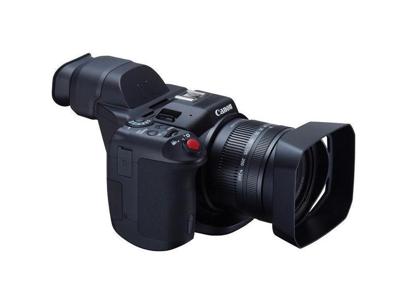 Canon Camcorder XC10 Widerstandsfähigkeit: Keine, Bildschirmdiagonale: 3 \
