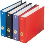 Ringbuch DIN A5 quer, Maße: (B)245 x (H)160 mm