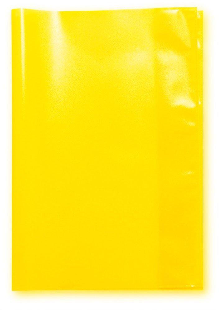 LANDRÉ Heftschoner DIN A5, gelb-transparent, aus PP