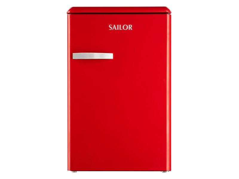 Sailor Kühlschrank 114 TR A++ Energieeffizienzklasse: A++, Bauart: Freistehend, Einbaunormen: Keine, Nutzinhalt Kühlen: 97 l, Nutzinhalt Gefrieren: 17 l, Breite: 54 cm, Nutzinhalt Gesamt: 132 l, Abtauverfahren Kühlung: Automatisch