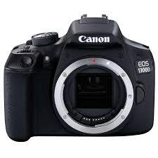 Canon EOS 1300D Body, Digitalkamera, 3 Zoll LCD, 18 MP, 5184 x 3456 Pixel, SD-SDHC-SDXC, Schwarz