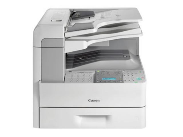 Canon i-SENSYS FAX-L3000IP, Schwarzweiss Laser Drucker, A3, 22 Seiten pro Minute, Drucken, Kopieren, Fax, Duplex