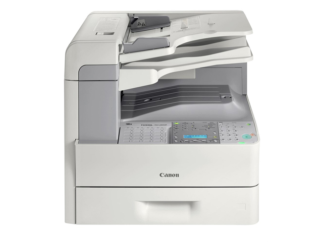 Canon i-Sensys FAX-L3000, Schwarzweiss Laser Drucker, A4, 22 Seiten pro Minute, Drucken, Scannen, Kopieren, Fax
