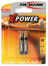 ANSMANN Alkaline Batterie \