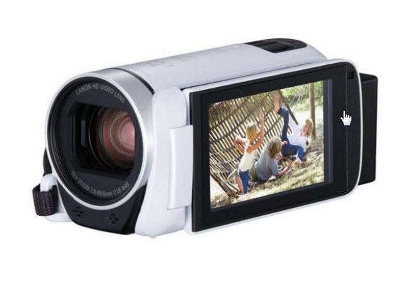 Canon Camcorder Legria HF R806 weiss Widerstandsfähigkeit: Keine, Bildschirmdiagonale: 3 \