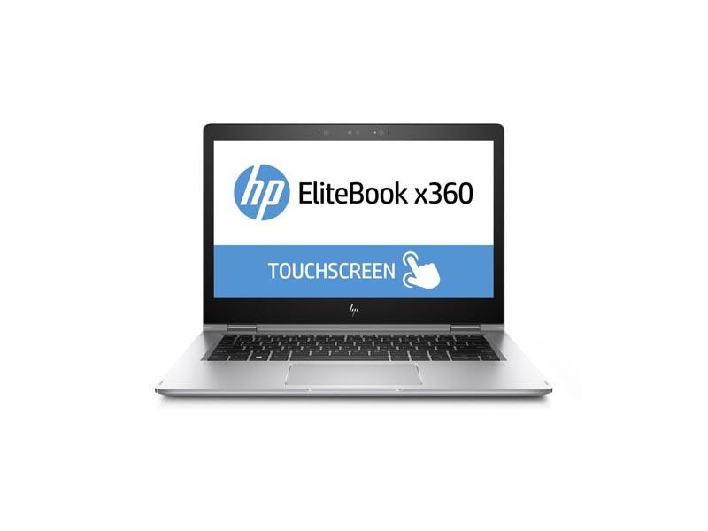 HP Notebook EliteBook x360 1030 G2 1EP01EA, Intel Core i7-7500U, 8GB DDR4 RAM, 512GB SSD, 13.3 Zoll, 1920 x 1080 Pixel, Windows 10 Pro