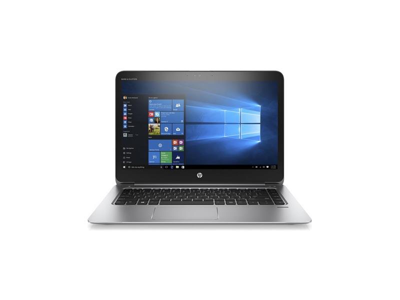 HP Notebook Elitebook 1040 G3, Intel Core i7-6500U, 8GB DDR4 RAM, 512GB SSD, 14 Zoll, 1920 x 1080 Pixel, Windows 10 Pro