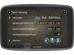 TomTom Navigationsgerät GO Professional 6250 WiFi Funktionen: Fahrspurassistent, Geschwindigkeitsassistent, WiFi-Schnittstelle, LKW Routing, Sprachsteuerung, Live-Dienste, TMC-Verkehrsinformation, Anwendungsbereich: LKW, Kartenabdeckung: Europa, Kart