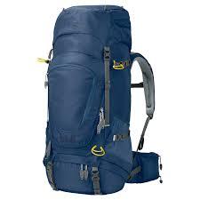 Sac à dos Highland Trail Women XT 45 + 4 l, blau Volumen: 45 l, Gewicht: 2000 g, Rucksack Typ: Trekking, Farbe: Blau, Zielgruppe: Damen, Reflektoren