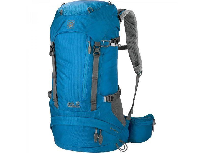 Sac à dos ACS Hike 26 l, blau Volumen: 26 l, Gewicht: 1180 g, Rucksack Typ: Wandern, Farbe: Blau, Zielgruppe: Herren, Reflektoren