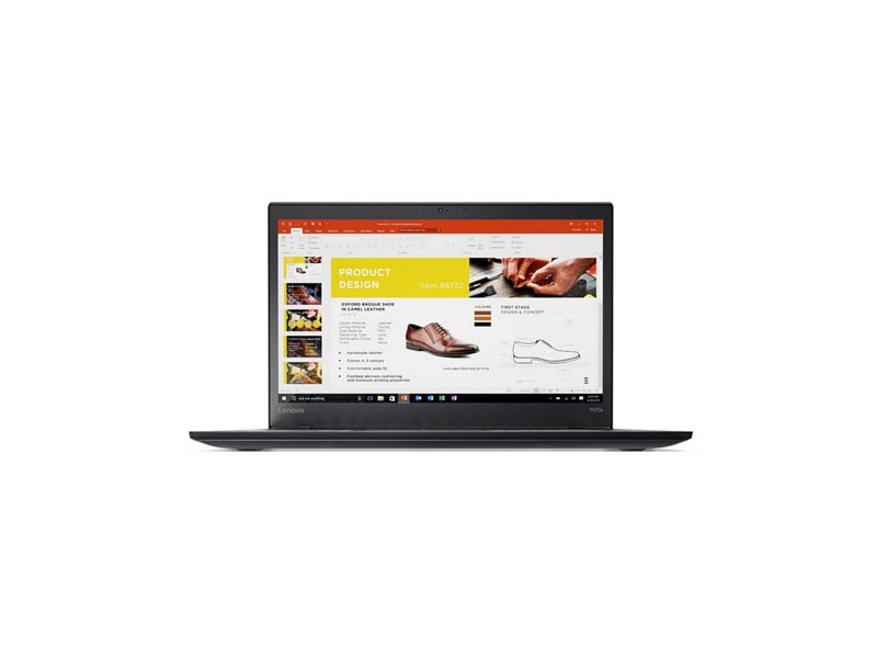 Lenovo Notebook ThinkPad T470s LTE, Intel Core i7-7500U, 16GB DDR4 RAM, 512GB SSD, 14 Zoll, 1920 x 1080 Pixel, Windows 10 Pro