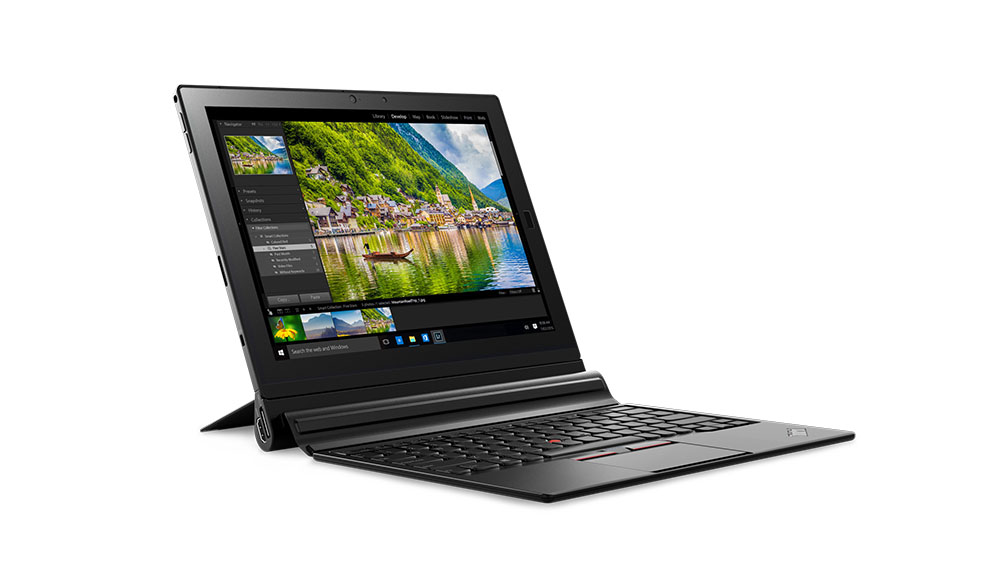 Lenovo ThinkPad X1 Tablet 20JB - Tablet, Intel Core i5 7Y54, 8GB  DDR3 RAM, 256GB SSD, 12 Zoll, 2160 x 1440 Pixel, Windows 10 Pro