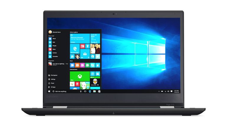 Lenovo Notebook ThinkPad Yoga 370, Intel Core i5-7200U, 8GB DDR4 RAM, 512GB SSD, 13.3 Zoll, 1920 x 1080 Pixel, Windows 10 Professional