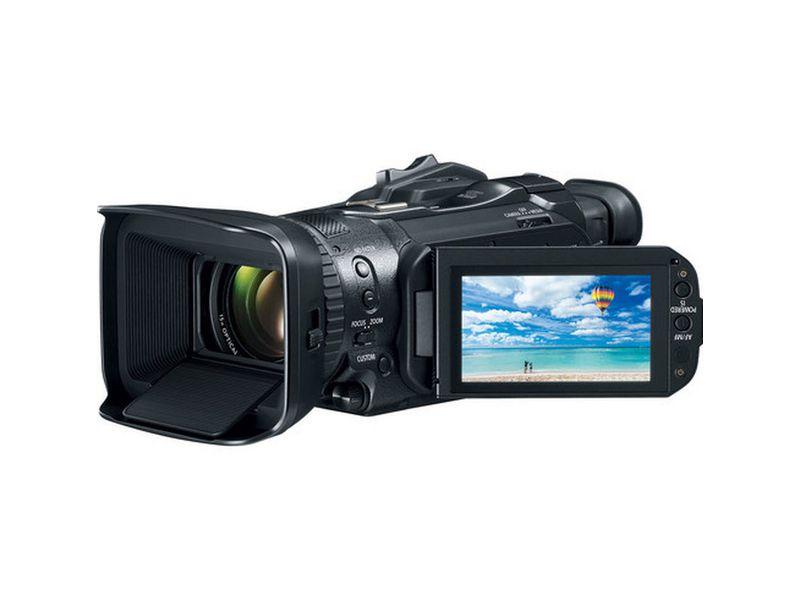 Canon Videokamera GX10 Widerstandsfähigkeit: Keine, Bildschirmdiagonale: 3.5 \