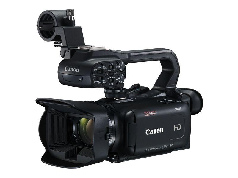 Canon Videokamera XA11 Widerstandsfähigkeit: Keine, Bildschirmdiagonale: 3 \
