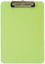 Klemmbrett MAULneon, DIN A4, transparent-grün