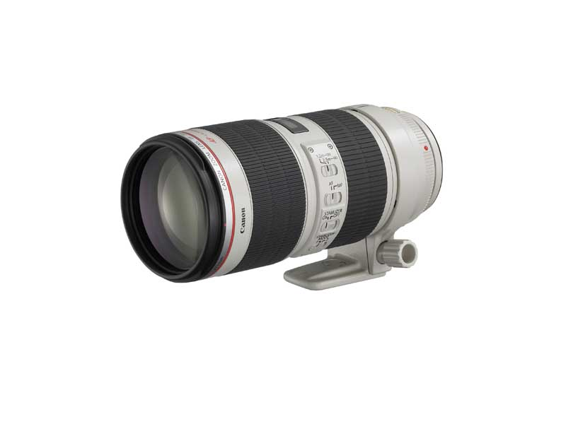 Canon Zoomobjektiv EF 70-200mm f / 2.8L IS II USM