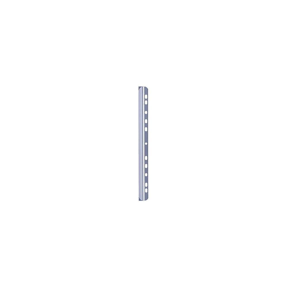 Klemmschiene, DIN A4, Füllhöhe: 3 mm, transparent
