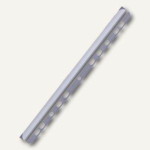 Klemmschiene, DIN A4, Füllhöhe: 6 mm, transparent