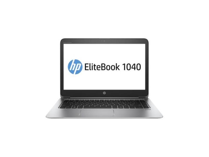 Hewlett-Packard HP Notebook EliteBook 1040 G4, Intel Core  i7-7820HQ, 16GB RAM, 1TB SSD, 14 Zoll, Windows 10 Pro