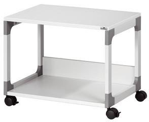 DURABLE Bürowagen SYSTEM Multi Trolley 48,2 Böden,grau