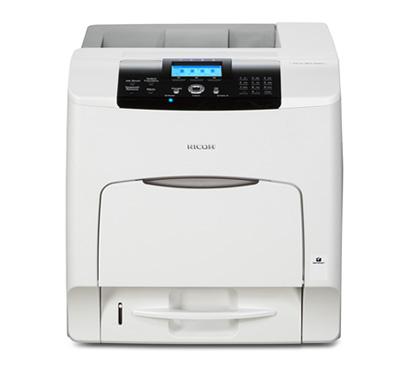 Ricoh Aficio SP C430dn, Farblaser Drucker, A4, 35 Seiten pro Minute, Drucken, Duplex