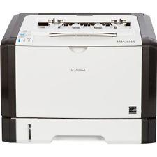 Ricoh Drucker SP 377DNWX, Schwarzweiss Laser Drucker, A4, 28 Seiten pro Minute, Drucken, Duplex