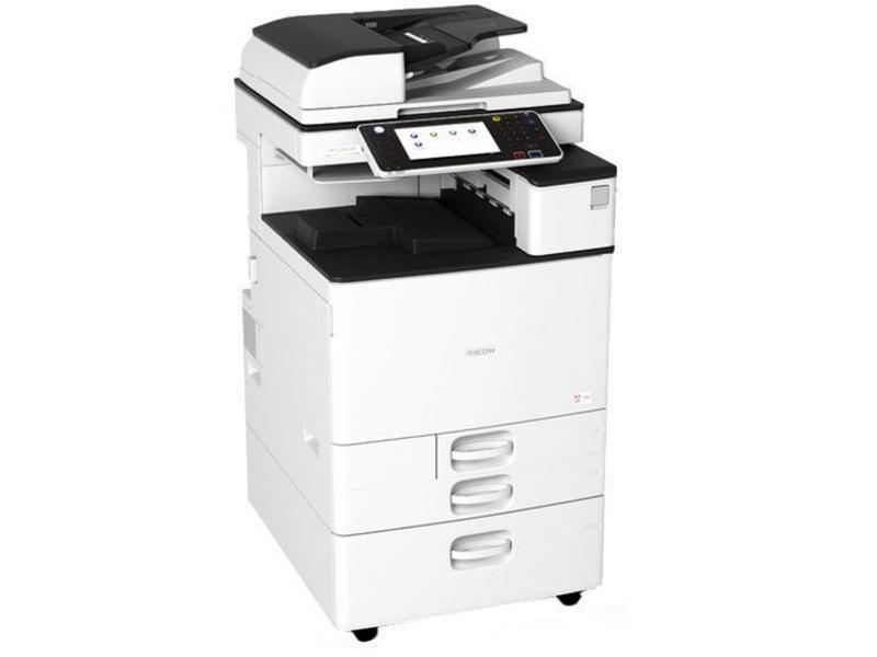 Ricoh MP C2011SP, Farblaser Drucker, A3, 20 Seiten pro Minute, Drucken, Scannen, Kopieren, Duplex