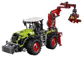 LEGO ® Technic CLAAS XERION 500 42054 Themenwelt: Technic, Altersempfehlung ab: 11 Jahren, Kategorie: Fahrzeug, nicht geeignet für Kinder unter 3 Jahren, Anzahl Teile: 1977