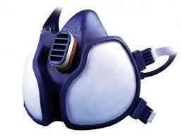 3M Farb- und Lackierspritzmaske A1P2 4251C, zum Schutz vor organischen Gasen und Dämpfen