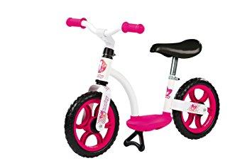 Laufrad Rosa Fahrzeugtyp: Laufrad, Altersempfehlung ab: 2 Jahren, Ausstattung: Höhenverstellbarer Sitz, Reifentyp: Kunststoffbereifung, Farbe: Pink, Weiss, Material: Kunststoff, Belastbarkeit: 0 kg