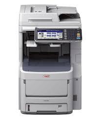 OKI MC780dfn, Farblaser Drucker, A4, 40 Seiten pro Minute, Drucken, Scannen, Kopieren, Fax, Duplex