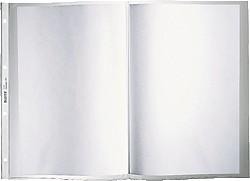 Prospekthülle, A3 quer, PP, genarbt, 0,12 mm