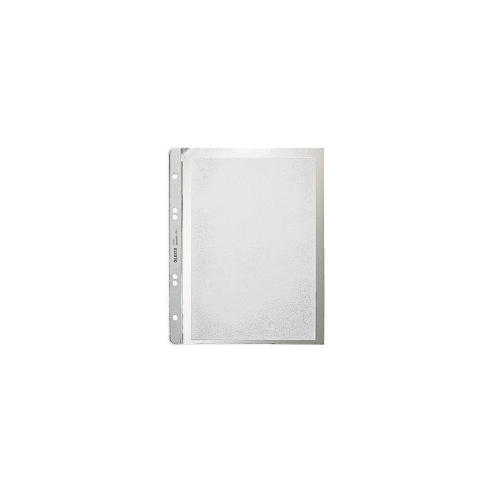 Prospekthülle extrastark, A5, PP, genarbt, 0,13 mm