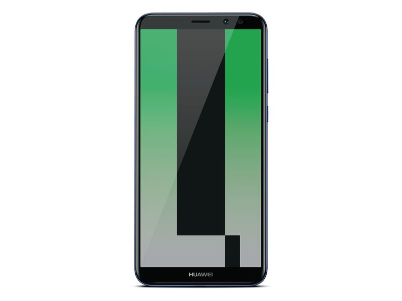 Huawei Mate 10 Lite Dual-SIM, 5.9 Zoll, 2160 x 1080 Pixel, 16 MP Hauptkamera & 13 MP Frontkamera, 4 GB RAM, 64 GB ROM, 4G/LTE, 2.4 GHz Octa-Core, 3340 mAh, Blau