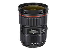 Canon Std-Zoom Objektiv EF 24-70mm f / 2.8L II USM, 3 Jahre Canon Premium Garantie,