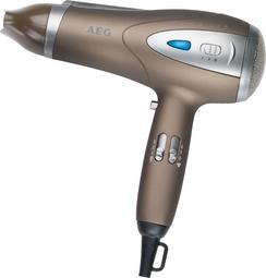AEG Haartrockner HTD 5584 Brown, Typ: Trockner, Diffusor, Farbe: Braun, Ionentechnologie, Leistung: 2220 W