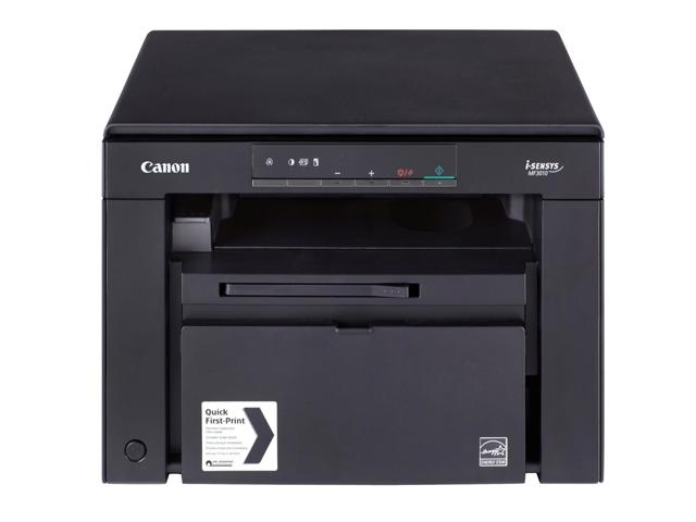 Canon I-Sensys MF3010, Schwarzweiss Laser Drucker, A4, 18 Seiten pro Minute, Drucken, Scannen, Kopieren