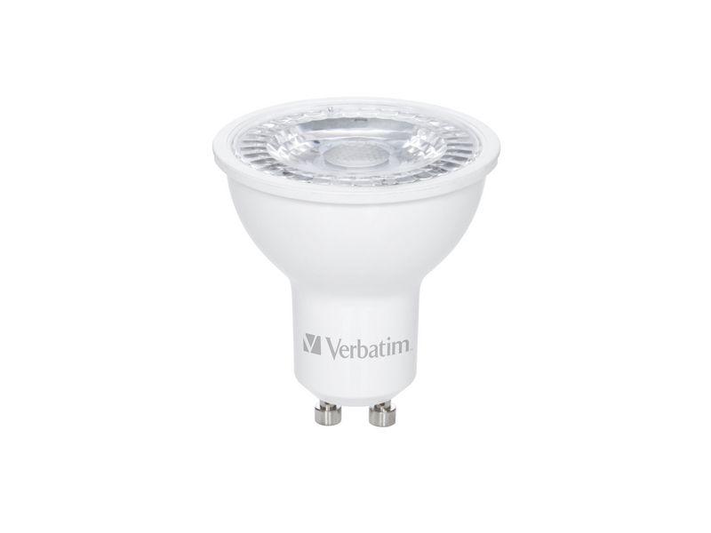LED Spot 3.6W (35W) GU10 Energieeffizienzklasse: A+, Lampensockel: GU10, Lampenform: Spot, Farbtemparatur: Warmweiss, Glühbirne Äquivalent: 35 W, Lichtstärke: 250 lm, Zusätzliche Ausstattung: Keine, Leuchtmittel Technologie: LED