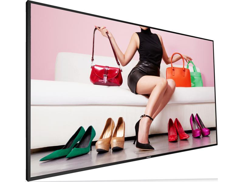 Philips Public Display 65BDL3000Q/00 Farbe: Schwarz, Bildschirmdiagonale: 65 \