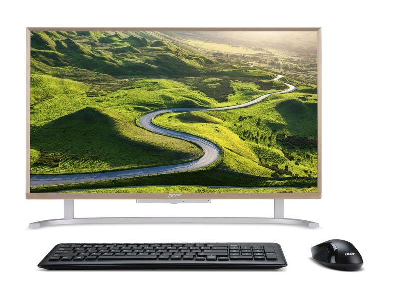 Acer AIO AC24-760 Bildschirmdiagonale: 23.8 \