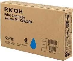 RICOH gelpatrone MP CW2200 cyan Standardkapazität