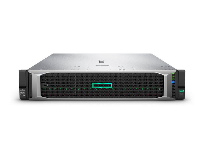 HPE ProLiant DL380 Gen10 Golden Offers, 1P Intel 4110 (2.1GHz 8C) 1x16GB-2R, P408i-a 8SFF, 1x500W