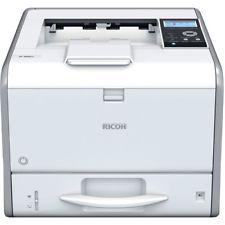 Ricoh Drucker SP 3600DN, Schwarzweiss Laser Drucker, A4, 30 Seiten pro Minute, Drucken, Duplex