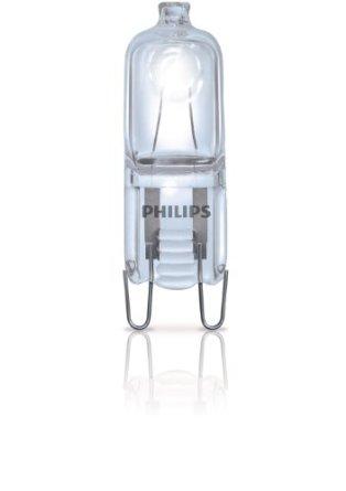 Halogenbrenner EcoHalo 28W, 2er Blister, G9-Sockel, dimmbar, 370lm,