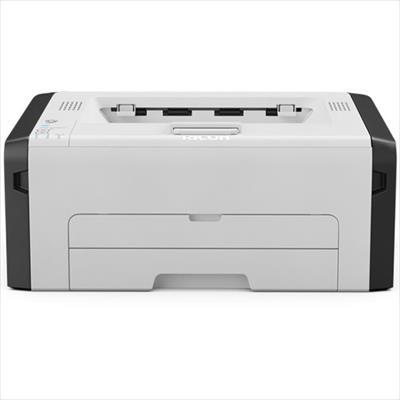 Ricoh Drucker SP 220Nw, Schwarzweiss Laser Drucker, A4, 23 Seiten pro Minute, Drucken