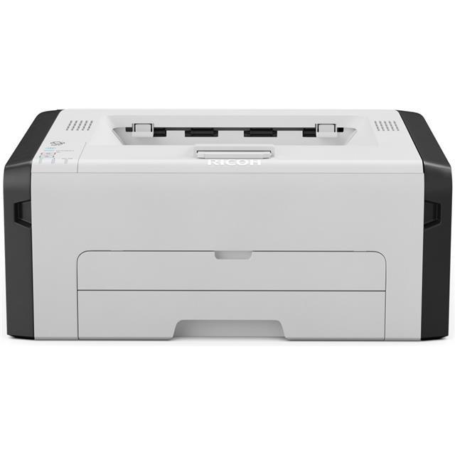 Ricoh SP 277NWX, Schwarzweiss Laser Drucker, A4, 23 Seiten pro Minute, Drucken, WLAN
